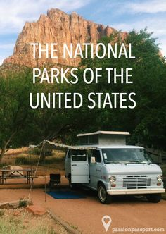 Dan Sadgrove set off on a road trip around the United States to discover the diversity of the country's landscapes. Here, he describes what he witnessed, and encourages all travelers to the U. to look beyond the major cities and toward the country's int Places To Travel, Places To Go, Camping Places, Rv Camping, Backpacking, Nationalparks Usa, Us National Parks, Thing 1, Road Trip Usa