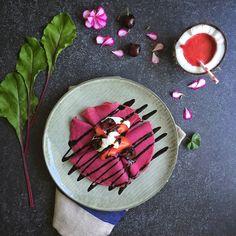 Crepe Recipe Filling Strawberry