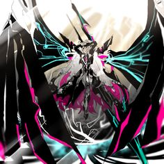 Code: Ultimate Sci Fi Anime, Anime Art, Dark Fantasy Art, Fantasy Girl, Female Character Design, Character Art, Elsword Eve, Oc Manga, Human Anatomy Drawing