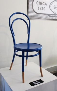 - The Design Files Accent Chairs For Living Room, Art Chair, Painted Furniture, Diy Chair, Chair, Cafe Chairs, Furniture, Painted Chairs, Bentwood Chairs