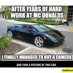#funnymemes #mcdonalds #hardwork #success