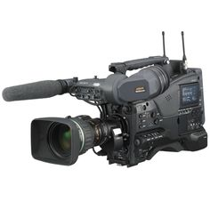 Sony PMW-500 XDCAM HD422 Camcorder - Body Only  The PMW-500 is Sony Professional's first XDCAM HD422 Camcorder with solid state recording. It supports full-HD 422 50-Mbps MXF record and playback based on highly developed MPEG-2 Long GOP compression technology.