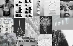 Tumblr Inspired Black & White Macbook Wallpaper- Self Created Instagram- lillyyla