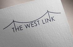 A business networking organisation based out of West London, wanted Hammersmith Bridge incorporated into their logo.