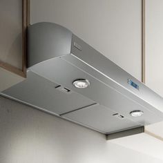 """BELLAGIO - With a compact 4 3/4"""" height, this kitchen hood is an ideal choice…"""