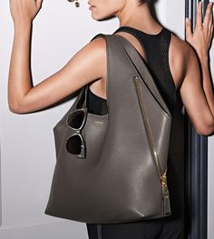 TOM FORD Handbags | Leather Shoulder Bag | TOM FORD
