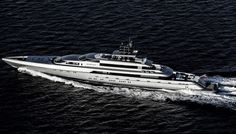 Silveryacht's Stunning Silver Fast Megayacht Up for Grabs for $89M | American…