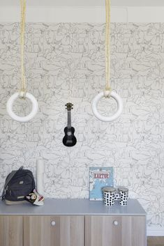 ... Behang op Pinterest - Behang Randen, Vogel Muurbehang en Jungle Kamer
