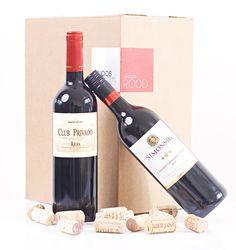 VINOOS ROOD No.2 - Altijd lekkere wijn in huis!