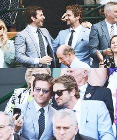 Bradley and Gerard