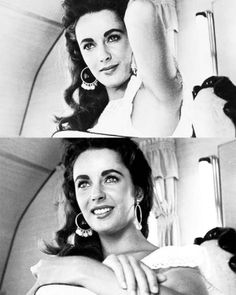 Elizabeth Taylor.. i would have canvas photos of her in my beauty room as well...