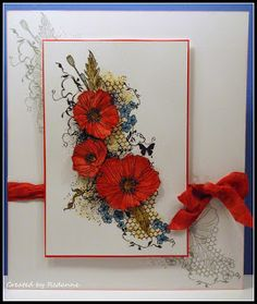 Love the colours Redanne: Sunday Stampers Week 247 - Something Pretty