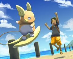 My boy Hau!!
