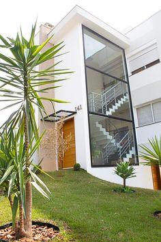 #casa #moderna #contemporânea #arquitetura #architecture Veja fotos e informaçoes sobre o Projeto Residencial PI 01