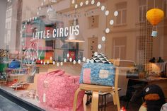 blog post about cute little shops in Brussels