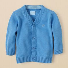 newborn - boys - sweaters & cardigans - dressy cardigan | Children's Clothing | Kids Clothes | The Children's Place