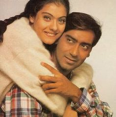 Bollywood Couple: Ajay Devgan & Kajol