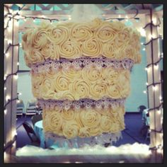 www.cakestackers.com Chandelier Cake, Hanging Chandelier, Cake Pictures, Valance Curtains, Home Decor, Decoration Home, Room Decor, Valence Curtains, Interior Decorating