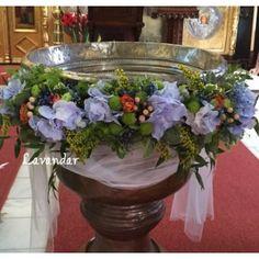 Aranjament floral cristelnita Hortensia Blue #aranjamentefloralecristelnita #lavandar Plants, Blue, Plant, Planets