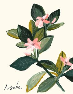 floral art from KT Smail