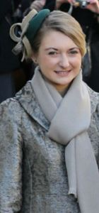 Hereditary Grand Duchess Stephanie, Dec.29, 2012 | The Royal Hats Blog....Hat Types: The Cocktail | Royal Hats