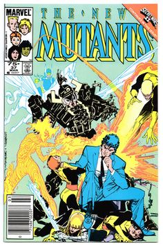 New Mutants 37 (NM-)