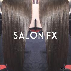#salonfx4520 Salon FX  Wichita Falls, Texas Rich Dark Chocolate Brown