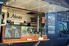 Nero's Pizza (Geneva) from 10 Absolutely Amazing Food Trucks Around the World Slideshow. www.vsveicolispeciali.com #vsveicolispeciali #veicolispeciali @nerospizza #streetfood