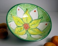 Earthenware Pottery Clay Majolica Serving by ClayLickCreekPottery,  $ 60.00