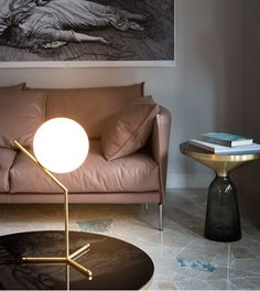 IC Light T1 high table lamp - by Michael Anastassiades - Flos