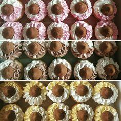 Cupcakes by TaartateliervanRoos