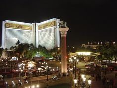 Mirage Hotel Las Vegas by garybembridge, via Flickr