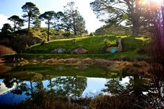Visiting the set of The Hobbit-- New Zealand