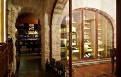another great wine cellar option