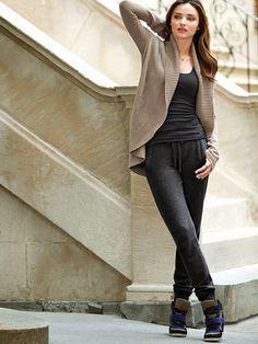 NEW! Shawl-collar Cardigan Sweater #VictoriasSecret http://www.victoriassecret.com/clothing/casual-chic-looks/shawl-collar-cardigan-sweater?ProductID=84217=OLS?cm_mmc=pinterest-_-product-_-x-_-x