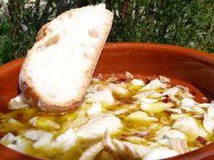 RECIPE FROM SPAIN: Chili Garlic Bacalao