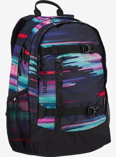 Burton Wms Day Hiker Pack glitch print
