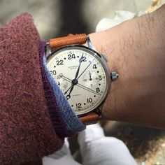 HODINKEE watch I wore most in 2015, Universal Geneve