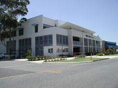 Mrs Macs Building: Aluminium Venetian Blinds