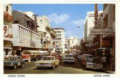 Avenida Central 1970