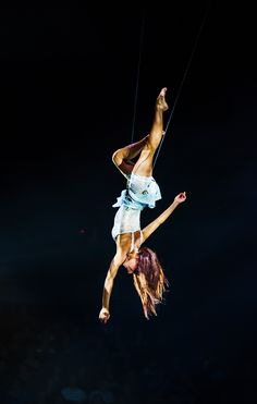 Do what your heart desires. | The Beatles LOVE by Cirque du Soleil