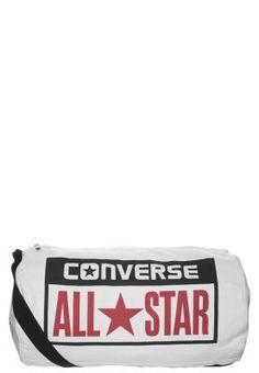 LEGACY DUFFEL - Sporttasche - converse white/ converse black