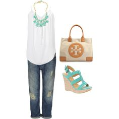 Out on the Town, created by meghanallred on Polyvore
