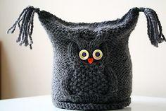Ravelry: Chouette pattern by Ekaterina Blanchard eule Chouette pattern by Ekaterina Filippova-Blanchard Crochet Owls, Crochet Yarn, Knitting Yarn, Baby Knitting, Knitting Patterns, Crochet Patterns, Knitting For Kids, Knitting Projects, Crochet Projects
