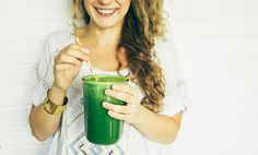 MY GREEN DRINK » The First Mess // Plant-Based Recipes + Photography by Laura Wright