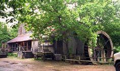 Dwat Mill @ Ozark County, Missouri