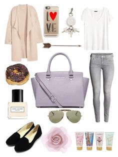 """""""Favourite Bag """" by elliemi on Polyvore featuring Mode, MICHAEL Michael Kors, Kofta, H&M, Casetify, Accessorize, Alexander Wang, Ray-Ban, Marc Jacobs und Forever 21"""