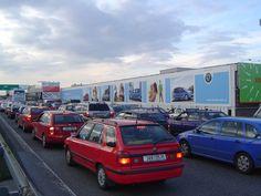 Škoda Auto - outdoor advertising - MaxMedia