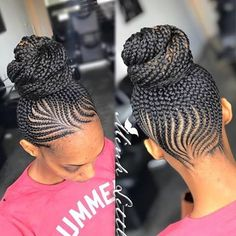 40 Popular Hair Braiding Styles That Will Make You Look Cute and Always ReadyPopular Hair Braiding Styles. Hi ladies, hair braiding styles are quite unique and are the best when you need to regard hai Box Braids Hairstyles, Braided Ponytail Hairstyles, Popular Hairstyles, African Hairstyles, Black Hairstyles, Natural Cornrow Hairstyles, Dance Hairstyles, Hairstyles 2016, Elegant Hairstyles