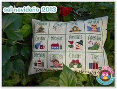 La Cute Artesana: SAL Navidad 2013